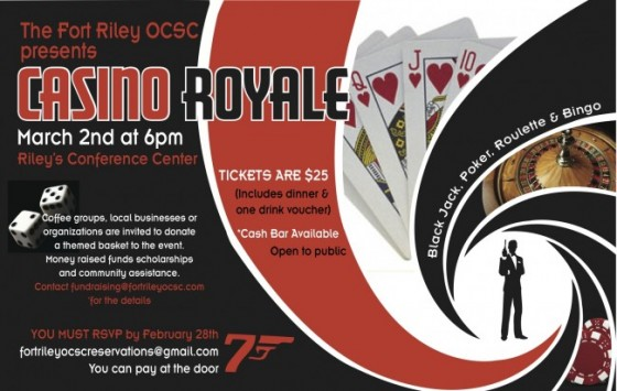 Casino Royale Pure Design Graphics