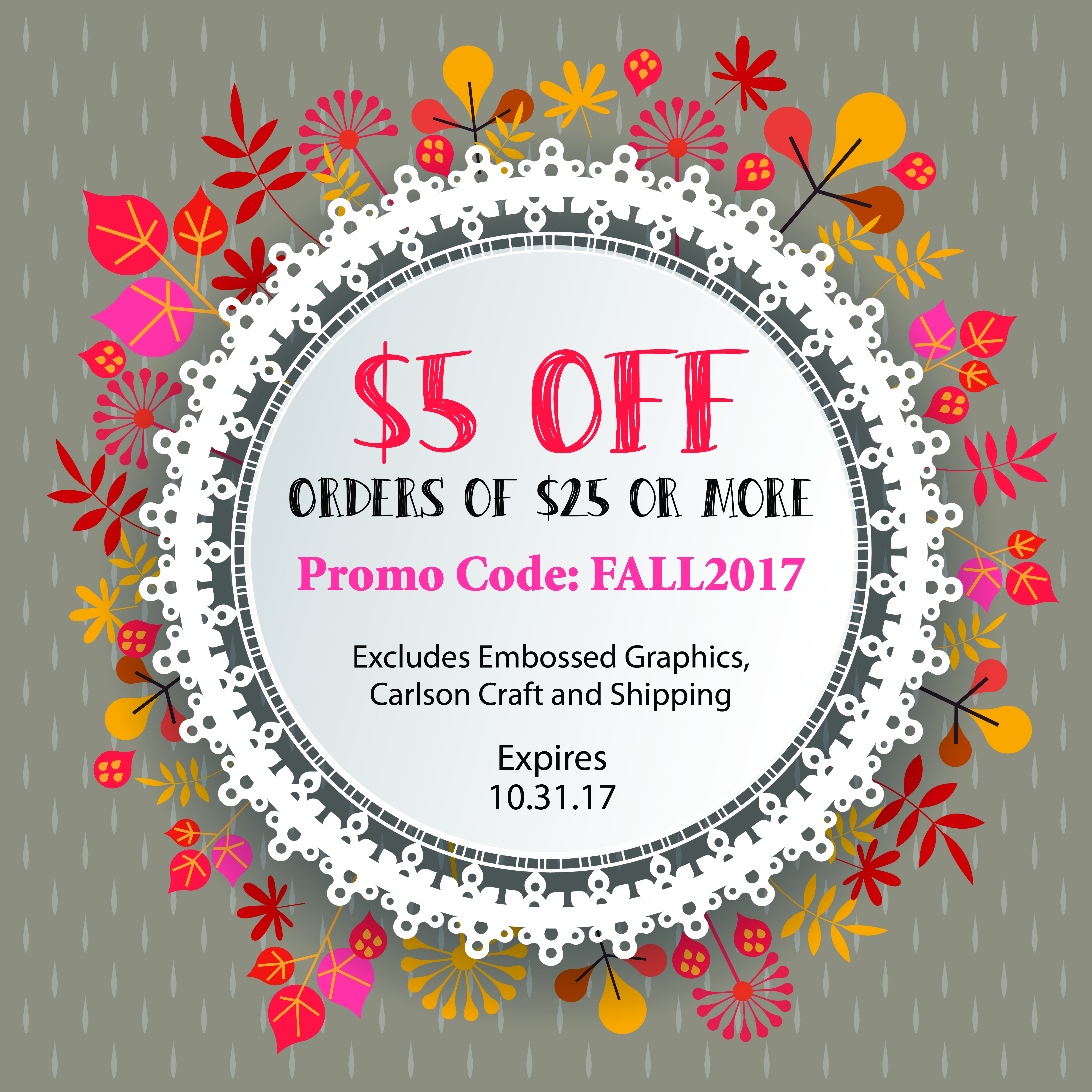 Carlson Craft Voucher Codes Shop on psychirwifer.ml Choose one of 2 Carlson Craft coupons including coupon codes and product sales for Oct Today's best coupon is a Check Out Promos Section for Huge Savings!. How to save money during the shopping? It is quite easy. Just visit Discountscat to get Carlson Craft promo code.