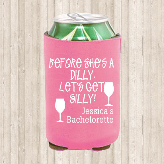 silly bach coozie